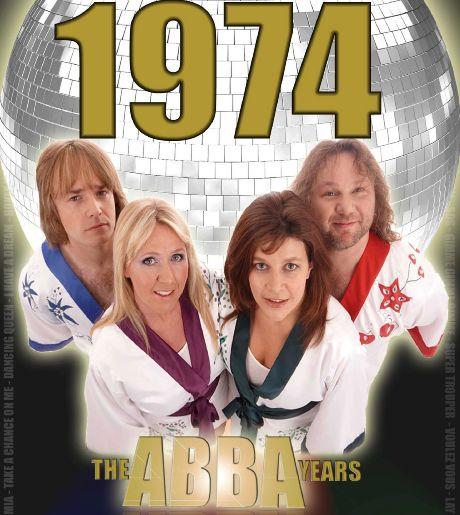 1974 Tribute to ABBA - Julshow