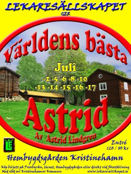 Världens bästa Astrid