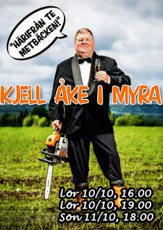 KJELL ÅKE I MYRA