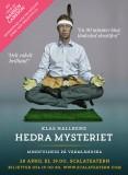 Nypremiär i regi av Babben Larsson - Klas Hallberg Hedra Mysteriet - mindfulness på värmländska