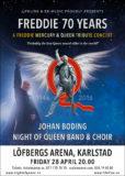 FREDDIE 70 YEARS - NIGHT OF QUEEN