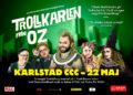 GLADA HUDIK-TEATERN - TROLLKARLEN FRÅN OZ