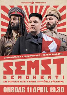 SEMST DEMOKRATI