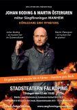 JOHAN BODING & MARTIN ÖSTERGREN - MÖTER SÅNGFÖRENINGEN MANHEM